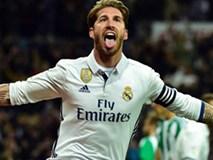 Ramos lại sắm vai cứu tinh, Real tái chiếm ngôi đầu