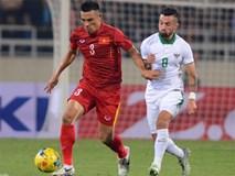 Trung vệ Trương Đình Luật chia tay đội tuyển quốc gia