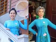 Choáng với nhan sắc tượng sáp của danh hài Việt Hương