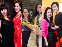 Bất ngờ với nhan sắc trẻ trung, xinh đẹp của mẹ mỹ nhân Việt