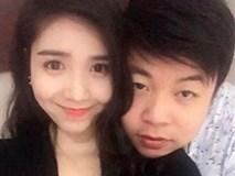 Quang Lê gây sốc khi công khai ảnh ôm hôn bạn gái 9x