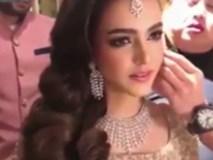 Video: Cô dâu mặt đẹp hơn cả hoa hậu khiến cả thế giới điên đảo