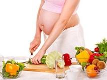 Mang bầu, mẹ chỉ cần ăn những thực phẩm này là đủ chất rồi!