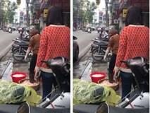 Video: Dùng chân đi ủng ngoáy-đảo-rửa lòng lợn khiến 'tín đồ lòng' phát hoảng