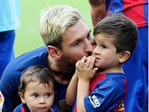 Messi tiết lộ bí mật thú vị về con trai Thiago