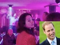"""Video: Điệu nhảy """"ông bố bỉm sữa"""" của Hoàng tử William khiến nhiều người bật cười"""