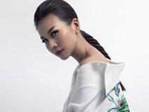 Siêu mẫu Thanh Hằng đẹp hút hồn trong bộ ảnh mới