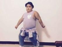 Vũ công 7 tuổi nổi tiếng toàn thế giới với điệu nhảy 'lắc mỡ'