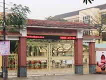 Gian lận trong thi học sinh giỏi tỉnh Nghệ An: Đình chỉ 2 giám thị