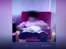 Mẹ tức giận chia sẻ clip con sơ sinh bị vú em rung lắc mạnh điên cuồng