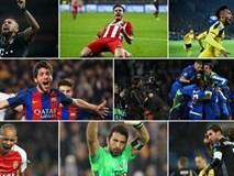 Tây Ban Nha áp đảo ở vòng tứ kết Champions League