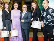 Dàn mỹ nhân Việt xách 'Birkin bạch tạng' đồng loạt khẳng định không dùng hàng fake