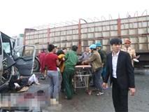 Tai nạn kinh hoàng giữa xe tải và xe khách đón dâu: 3 người tử vong, nhiều người bị thương