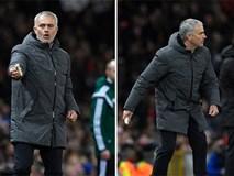 Mourinho bóc chuối cho học trò ăn ngay trên sân