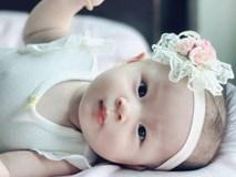 Con gái của Á hậu Diễm Trang xinh như thiên thần