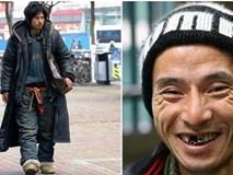 """Nhan sắc tụt dốc không phanh của """"chàng ăn mày đẹp trai nhất Trung Quốc"""" từng khuấy đảo mạng xã hội năm xưa"""