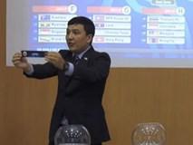 U23 Việt Nam chung bảng với Hàn Quốc, Macau và Timor Leste