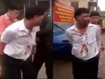 Nhắn tin với bé gái, người đàn ông bị dân vây đánh vì nghi bắt cóc trẻ em