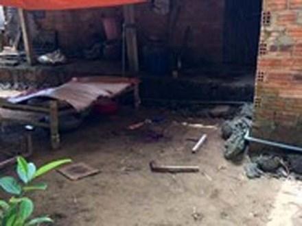 Nghi án con rể dùng chân ghế gỗ giết mẹ vợ