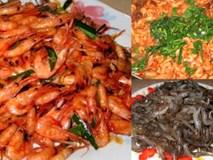 Thiết đãi cả nhà bữa cơm thịnh soạn cho 6 người ăn thoải mái giá chỉ 70.000