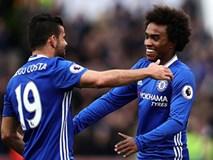Cahill lập công phút chót, Chelsea bỏ xa nhóm bám đuổi 13 điểm