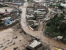 Peru chìm trong bùn sau lũ và lở đất lịch sử