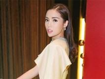 Hoa hậu Kỳ Duyên xuất hiện với gương mặt khác lạ