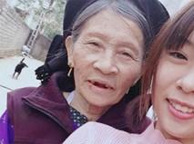 Câu chuyện về người bà tần tảo nuôi cháu gái mồ côi khiến dân mạng rơi nước mắt