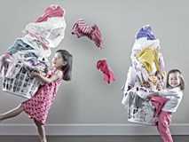 Những trò chơi đơn giản ngay tại nhà lại giúp bé phát triển trí não cực tốt