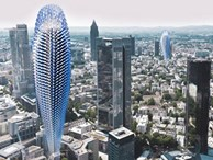 Bản thiết kế ấn tượng tòa nhà cao tầng có khả năng lọc không khí ô nhiễm