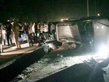 Chiếc xe bị bắn thủng lốp bỏ chạy điên cuồng và cuộc rượt đuổi nghẹt thở
