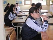 Đề thi khảo sát môn Toán của Sở GD&ĐT Hà Nội có sai sót