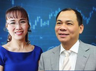 Hai tỉ phú Việt Nam lọt danh sách những người giàu nhất thế giới