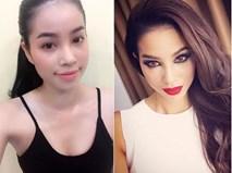 Những mỹ nhân Việt chứng minh rằng nhiều khi mặt mộc còn đẹp hơn trang điểm cầu kỳ