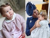 """Tiết lộ """"người bí ẩn"""" chuẩn bị váy áo cho tiểu công chúa nhà Công nương Kate"""