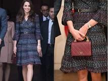 Công nương Kate lần đầu mặc cả set đồ Chanel, chi tới hơn 500 triệu cho cả trang phục lẫn phụ kiện
