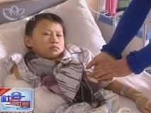 Bé trai 11 tuổi nhập viện cấp cứu vì cho tay vào máy giặt đang chạy