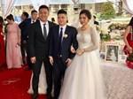 Hé lộ chi tiết khủng trong đám cưới của cặp đôi chi 1 tỷ tiền trang trí, cổng chào như cung điện, ca sĩ Ngọc Sơn về biểu diễn-11