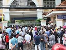 An toàn trường học: Tin ở cánh cổng trường
