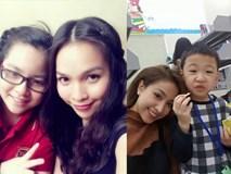 Xúc động với dòng tâm sự viết về bố mẹ của nhóc tỳ nhà sao Việt