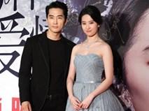 Lưu Diệc Phi dính tin đồn bị Song Seung Hun 'đá' vì từng phá thai năm 15 tuổi