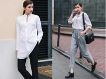 Phong cách menswear ngày giao mùa: Không hề khó nhằn như các nàng vẫn tưởng