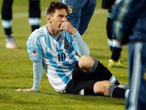 Tội nghiệp anh quá, Leo Messi