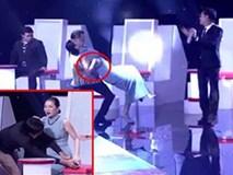 Lộ clip Lệ Quyên gặp sự cố 'xấu hổ' vì nhảy quá sung