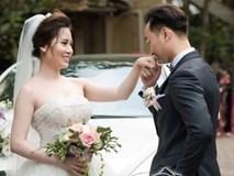 Vợ MC Thành Trung xúc động viết tâm thư cho chồng và gia đình chồng sau đám cưới