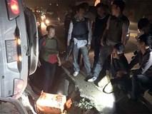 Phút liều chết của tài xế Fortuner chở 100 bánh heroin