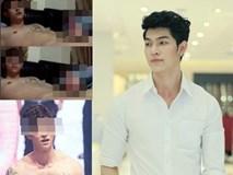 Tài tử Thái Lan lộ clip nhạy cảm khi chưa đủ tuổi thành niên