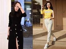 """Kỳ Duyên chọn """"cây đen"""" già dặn, Angela Phương Trinh vẫn nhí nhảnh trong street style tuần qua"""