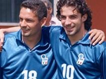"""Thời chưa có """"soái ca, nam thần"""", cầu thủ Italy là thước đo của vẻ đẹp trai"""