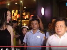 Người mẫu Cao Thùy Linh ngẩn ngơ khi bị ông Hải cẩu xe sang tiền tỷ
